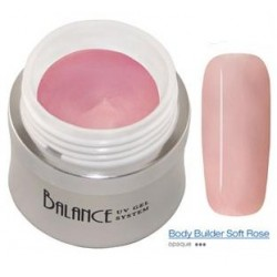 BODY BUILDER SOFT ROSE