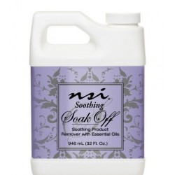 Solvant Soothing Soak Off 946ml