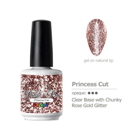 Polish Pro Princess cut 15ml